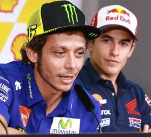 Rossi, Malaysian MotoGP 2015